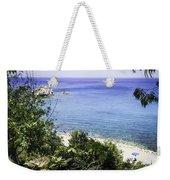 Paradise Found Weekender Tote Bag
