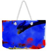 Paradise Is A Bird Weekender Tote Bag
