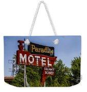 Paradise Motel Weekender Tote Bag