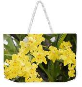 Paradise Orchid  Weekender Tote Bag by Sonali Gangane