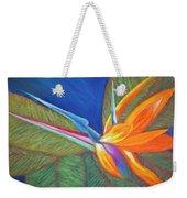 Paradise Pastel Weekender Tote Bag