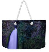Paradise Pours Wanclella Falls Oregon Weekender Tote Bag