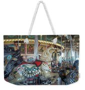 Paragon Carousel Nantasket Beach Weekender Tote Bag