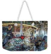 Paragon Carousel Nantasket Beach Weekender Tote Bag