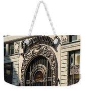 Paramount - Broadway - Nyc Weekender Tote Bag