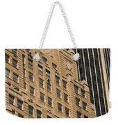 Paramount Building Weekender Tote Bag