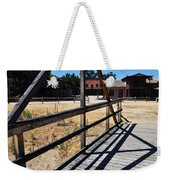 Paramount Ranch Bridge Weekender Tote Bag