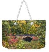 Parapet Bridge Weekender Tote Bag