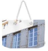 Windows In Shade Weekender Tote Bag