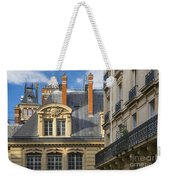 Paris Architecture Weekender Tote Bag