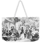 Paris: Boulevard, 1872 Weekender Tote Bag
