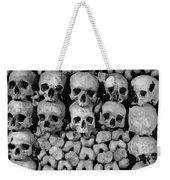 Paris Catacombs Weekender Tote Bag