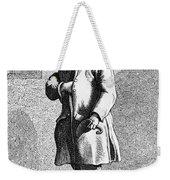 Paris Chimney Sweep, C1740 Weekender Tote Bag
