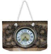 Paris Clocks 1 Weekender Tote Bag