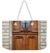 Paris Doors Weekender Tote Bag
