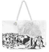 Paris Fete, 16th Century Weekender Tote Bag