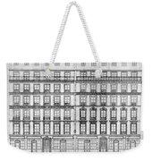 Paris Houses, 1841 Weekender Tote Bag