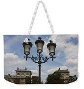 Paris Lamp Post Weekender Tote Bag