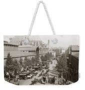 Paris: Les Halles, C1900 Weekender Tote Bag