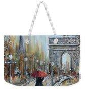 Paris Lovers II Weekender Tote Bag