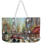 Paris Lovers Ill Weekender Tote Bag