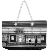 Paris Metro - Franklin Roosevelt Station Weekender Tote Bag