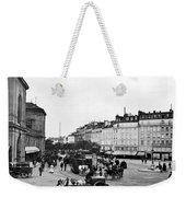 Paris Montparnasse, C1900 Weekender Tote Bag