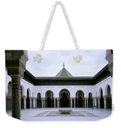 The Paris Mosque Weekender Tote Bag