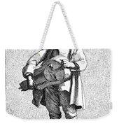 Paris Musician, C1740 Weekender Tote Bag