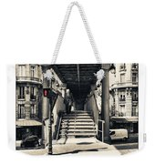 Paris - Old Man Weekender Tote Bag