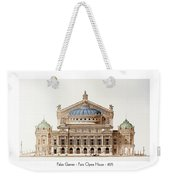 Paris Opera - 1875 Weekender Tote Bag