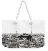 Paris Panorama Weekender Tote Bag