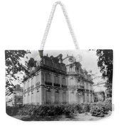 Paris Private Home, 1872 Weekender Tote Bag