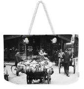 Paris Revictualling Weekender Tote Bag