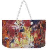 Paris Street Weekender Tote Bag
