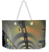 Paris Subway Tunnel Weekender Tote Bag