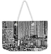 Paris Urban Weekender Tote Bag