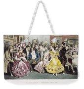 Parisian Salon, 1825 Weekender Tote Bag