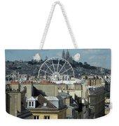 Parisscope Weekender Tote Bag