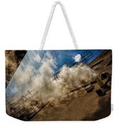 Park Alley Steam Weekender Tote Bag