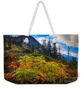 Park Butte Fall Color Weekender Tote Bag