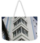 Park Central Building - Miami Weekender Tote Bag