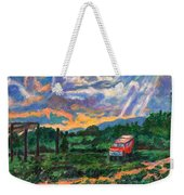 Park In Floyd Weekender Tote Bag