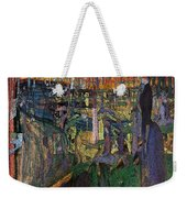 Park Munch Scream  7 Weekender Tote Bag