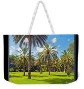 Park Open Area 2 Weekender Tote Bag