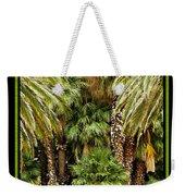Park Palms Weekender Tote Bag