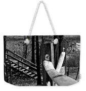 Park Trail Bw Weekender Tote Bag