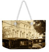 Parked Model A's Weekender Tote Bag