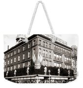 Parker Bridget And Company Department Store - Washington Dc 1921 Weekender Tote Bag