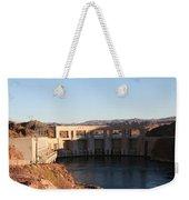Parker Canyon Dam Weekender Tote Bag